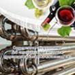 Современное оборудование для переработки винограда и производства высококачественных вин.