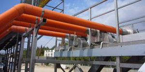 Конвейерные системы для гребней, выжимок; накопительные бункеры