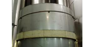 емкости из нержавейки - акратофор для производства шампанского