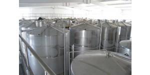 Емкости из нержавеющей стали для напитков