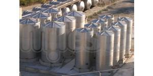 Емкости из пищевой нержавеющей стали