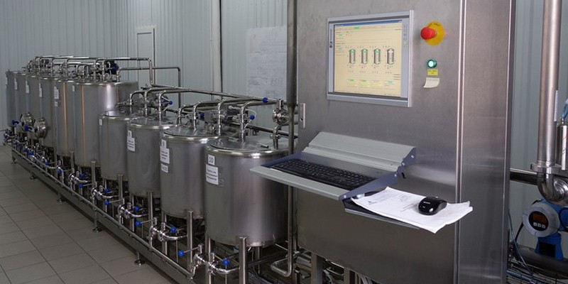Установки для автоматического приготовления водки, ликеров, бальзамов, слабоалкогольных и безалкогольных напитков