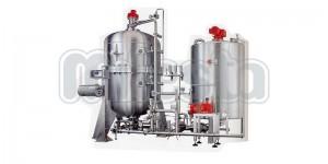 Установка PVPP стабилизации пива