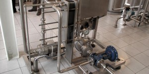 Установки охлаждения / нагрева и поддержания температуры в потоке