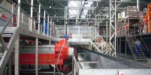 завод по производству вина