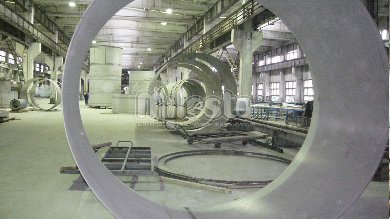 Завод по производству оборудования для пивоварни