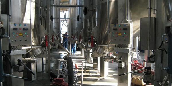 Винификаторы вертикальные для производства красных вин. для настаивания сусла на мезге и экстракции красящих и ароматических веществ